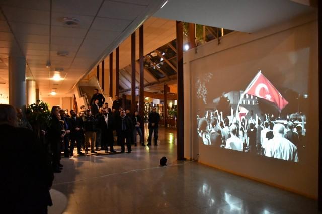 UETD Stockholm Şubesi İsveç'te açıldı