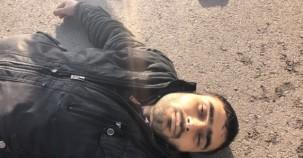 İşte öldürülen teröristin görüntüleri!