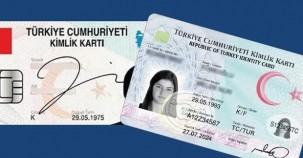 Yeni çipli kimlik kartları nasıl alınacak?