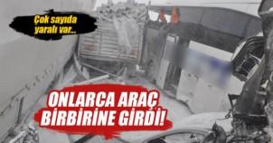 Türkiye'de hayat felç oldu!