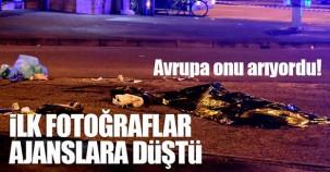 Avrupa'nın aradığı Anis Amri öldürüldü! İşte ilk fotoğraflar