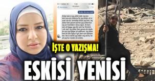 Müslüman bir kadının savaş isyanı