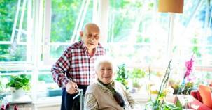 İsveç'te yaşlı bakım sistemi ve bakımları