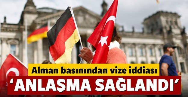 Alman basınının Türkiye iddiası!