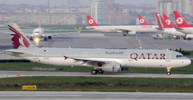 Atatürk Havalimanı'nda alarm!