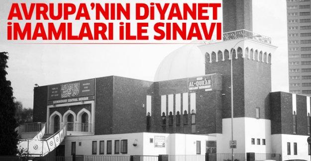 Avrupa'nın Diyanet imamları ile sınavı