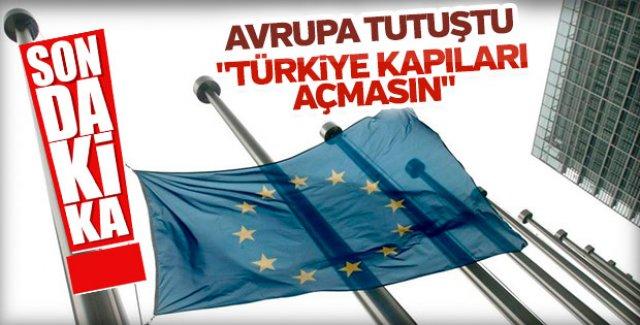 Çavuşoğlu'nun açıklamaları sonrası Avrupa panikledi