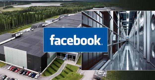 Facebook bilgileriniz İsveç'te saklanıyor...