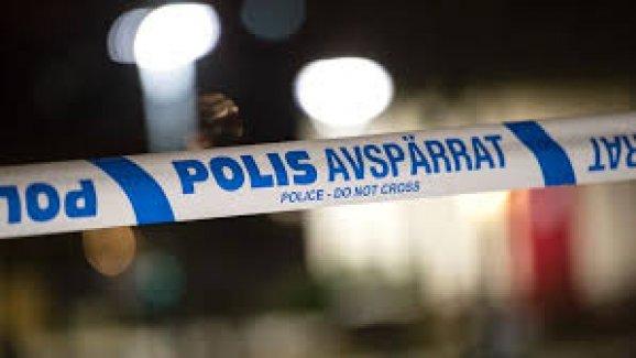 Farsta'da bir kişi bıçaklandı
