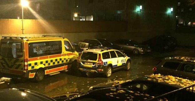 Göteborg'de iki kişi sokak ortasında infaz edildi...