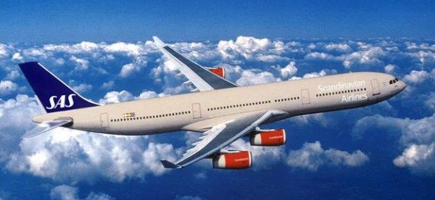 İskandinav Hava Yolları Bölge Dışına Taşınıyor