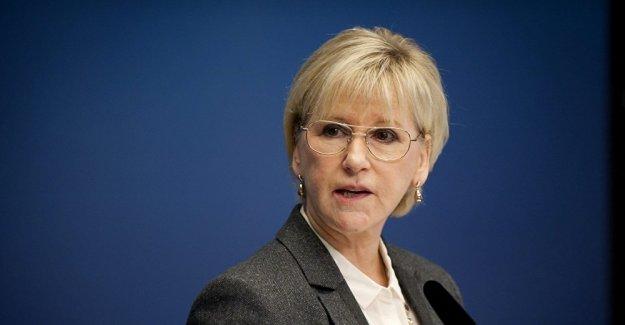 İsrail, İsveç Dışişleri Bakanı'na randevu vermedi