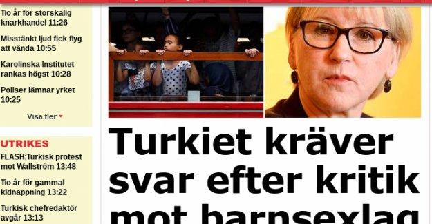 İsveç Büyükelçisi Dışişleri'ne çağrıldı