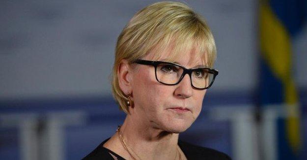 İsveç Dışişleri Bakanı Wallström'den Trump'ın sözlerine açıklama