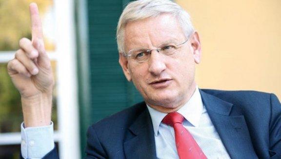 İsveç'in eski Dışişleri Bakanı Carl Bildt: AB empati kuramadı bu hatadır