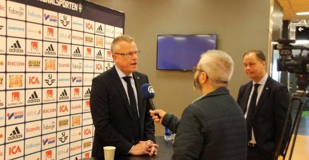İsveç Milli Takım Teknik Direktörü Andersson'dan Erkan Zengin Açıklaması