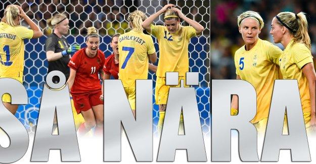 İsveç Olimpiyat İkincisi Oldu