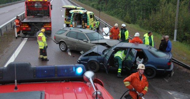 İsveç'te 2016 yılında trafik kazalarında ölenlerin sayısı belli oldu
