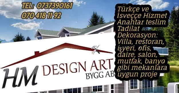 İsveç'te Tadilat Dekor, Uygun Fiyat Kaliteli Hizmet