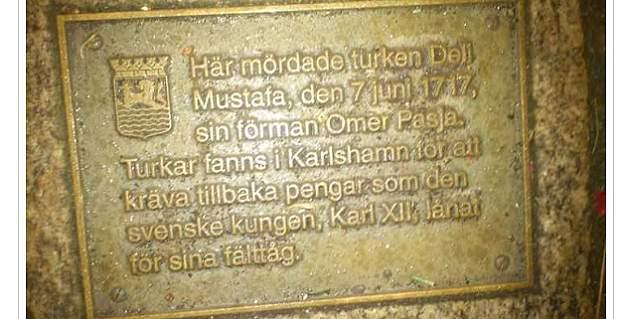 İsveç'te Türk taşının hüzünlü hikâyesi