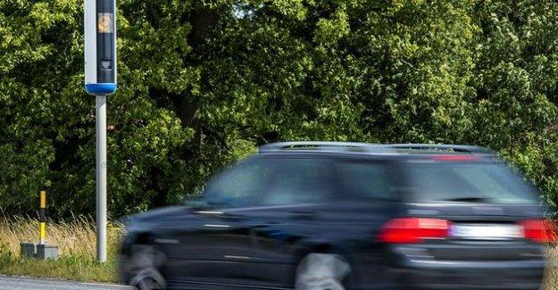 İsveç'te yüzlerce kamera yerleştirilecek trafik ihlalleri yüzde 30 azalacak