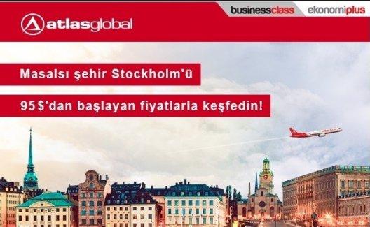 İsveç- Türkiye arası Atlasglobal yolculardan tam not aldı...