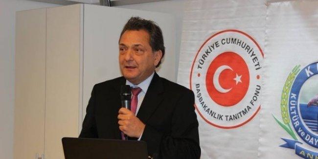 İsveç, Türkiye'nin Büyükelçisi Kaya Türkmen'i Bakanlığa Çağırdı