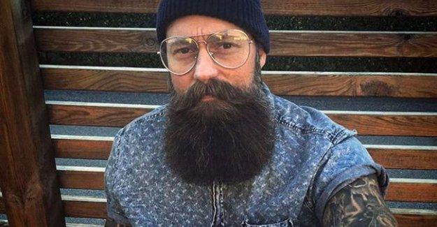 İsveç'in en güzel sakalı Varberg'den çıktı