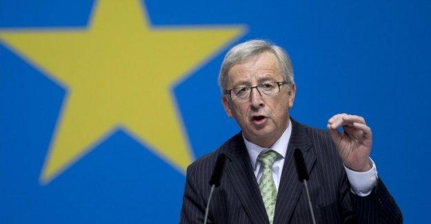 Juncker: Kimse yapamadı Erdoğan yaptı!