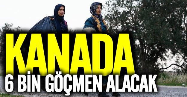 Kanada göçmen alacak