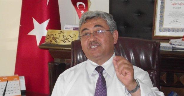 Kulu Belediye Başkanı Ahmet Yıldız'ın acı günü