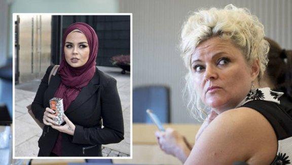 Norveç'te başörtülü müşteriyi kabul etmeyen ırkçı kuaföre para cezası