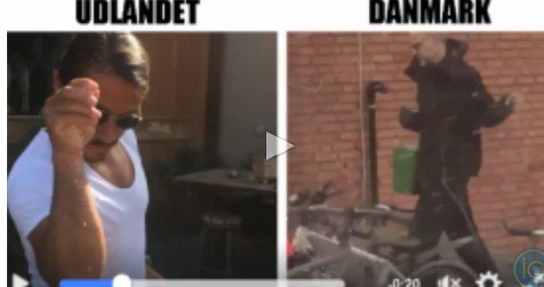 Nusret'in tuzu İsveç'ten sonra Danimarka'da fenomen oldu