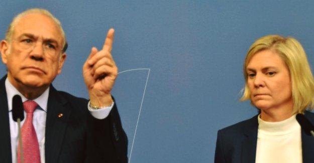 OECD Raporu: ''İsveç'in geleceği parlak...''