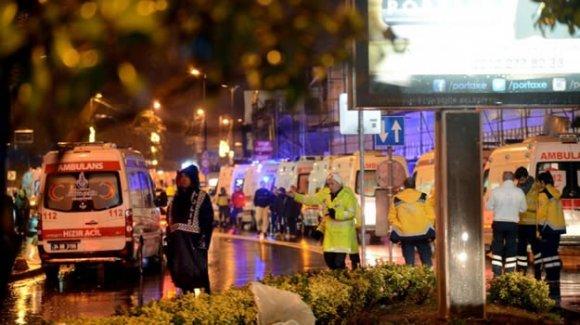 Ortaköy'de şehit olan polisin kimliği belirlendi