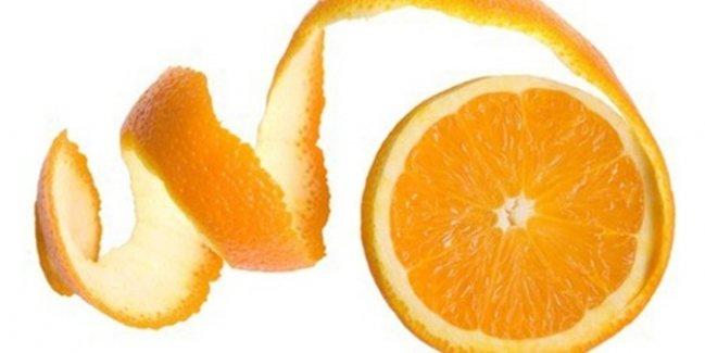 Portakal kabuğunu cilde sürünce bakın neler oluyor!
