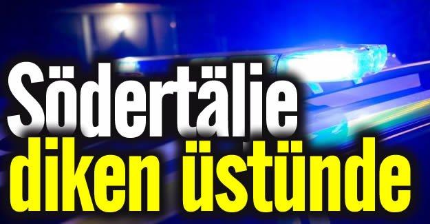 Södertälje sokak terörürü yaşıyor