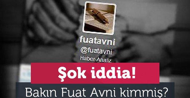 Şok Fuat Avni iddiası! Bakın kimmiş?