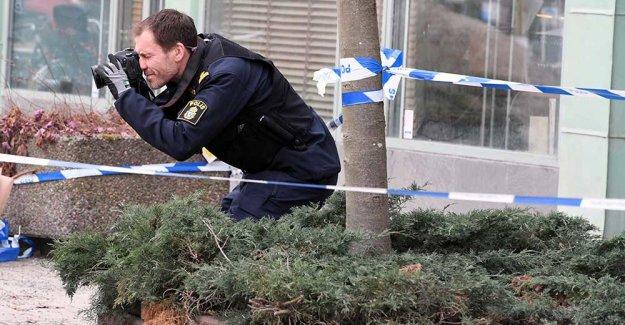 Solna'da cinayet