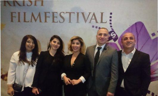 Stockholm'de 3. Türk Film Festivali'nin galası yapıldı