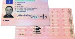AB, İsveç ehliyetleri mahkemeye taşıdı