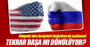 ABD, Rusya ile Suriye kapsamındaki ikili...