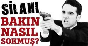 Çankaya Belediyesi açıkladı: Suikastçi silahı böyle içeri sokmuş