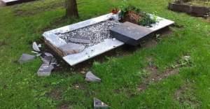 Danimarka'da Müslümanlara ait mezarlara saldırı