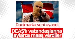 Danimarka DEAŞ'a katılan 145 vatandaşına maaş veriyor