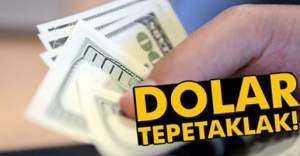 Dolar, 3,50'nin altına indi