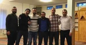 Handen Cami Derneği'nde yeni dönem...