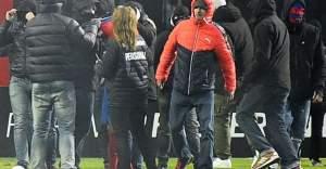 Holiganlar, Henrik Larsson'un oğlunu tartakladı
