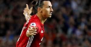 Ibrahimovic, Premier Lig rekoru kırdı