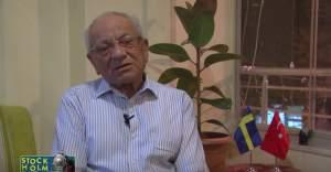 İsveç'e ilk gelenlerden Hasan Mert hayatını kaybetti